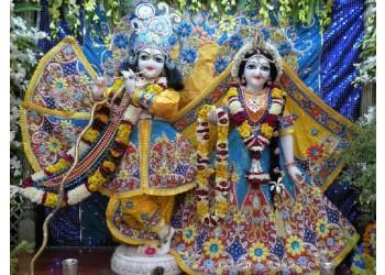 Krishna and radha mandir