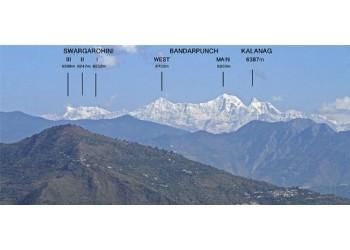 swargarohini view