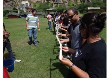 Pipe & Marbels (Team Coordination)