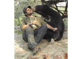 sloth bear conservation center