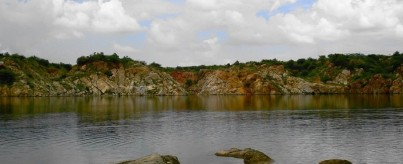 TREK TO HIDDEN LAKE