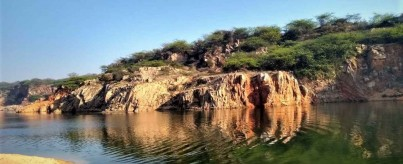 Lake Shail, Mangar