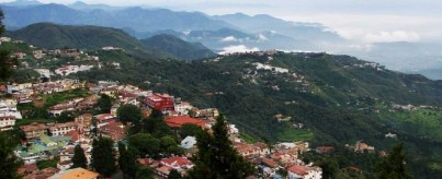 mussourie view