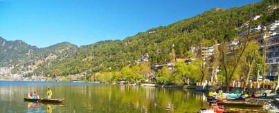 Naini Lakes