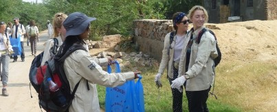 Village Clean Up