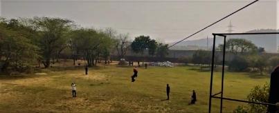 Zipline Near Delhi NCR, Gurgaon At Camp Wild Dhauj