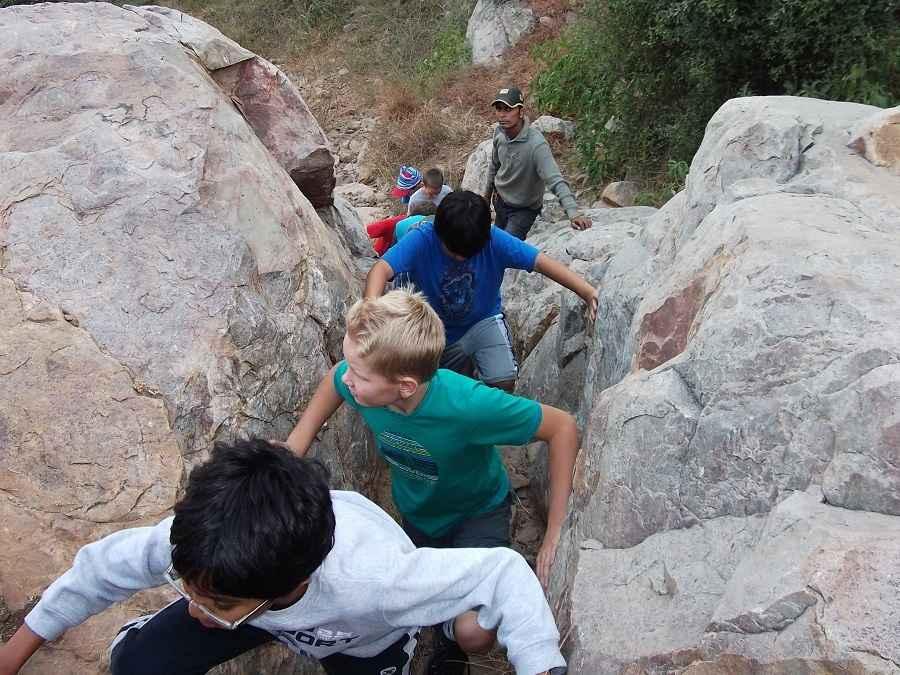 Bouldering 501
