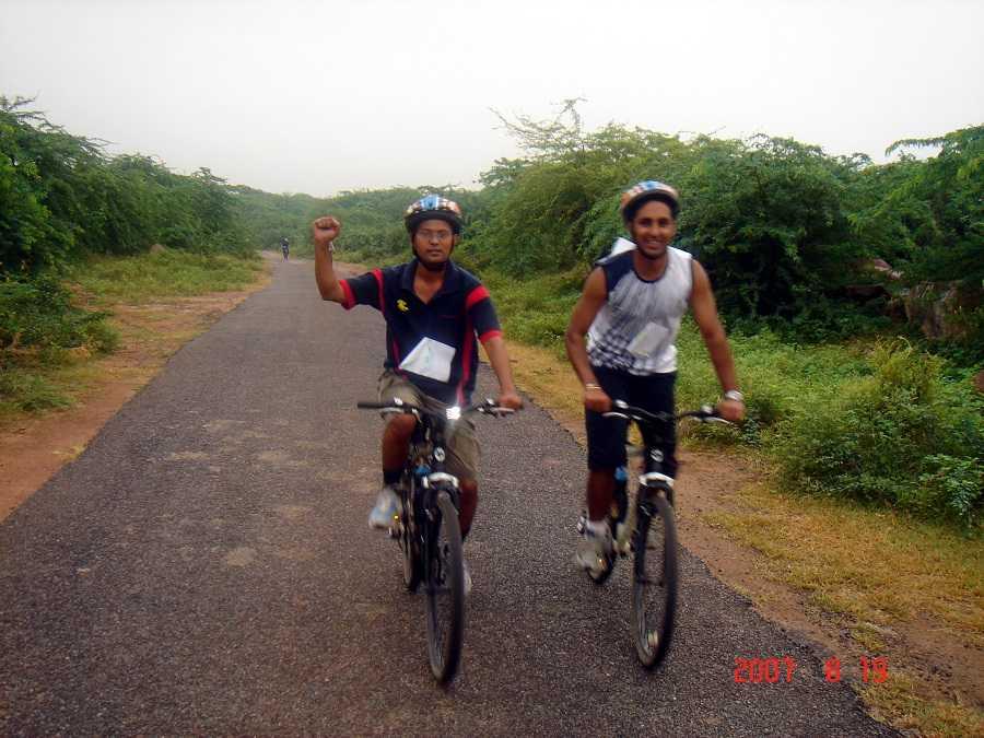 Cycling 502