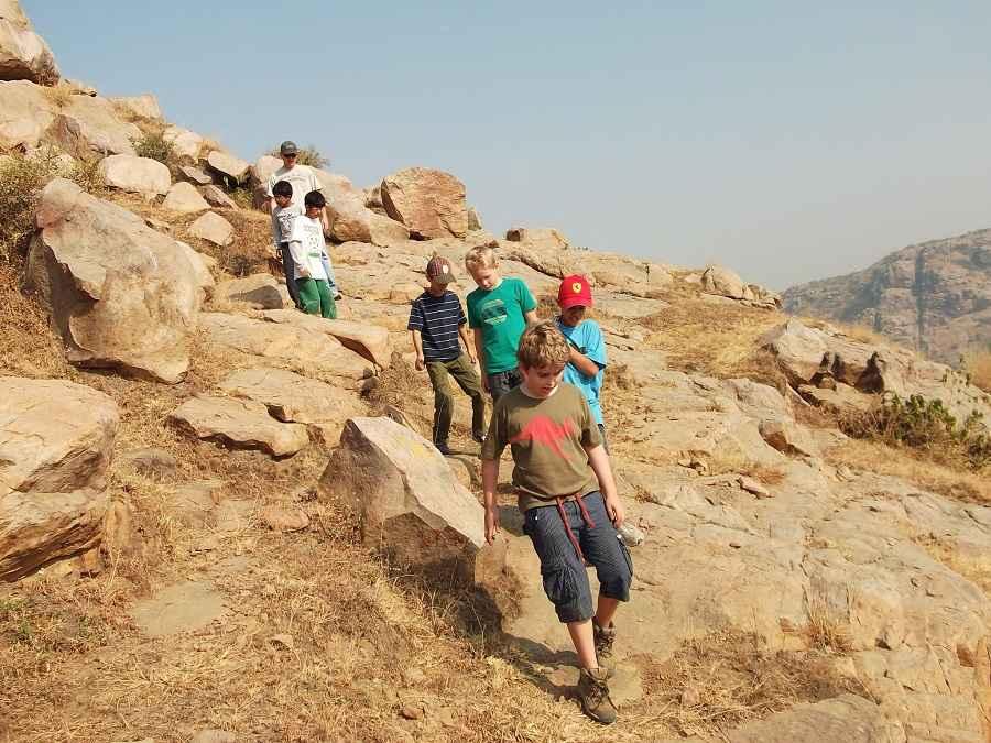 Hiking 502