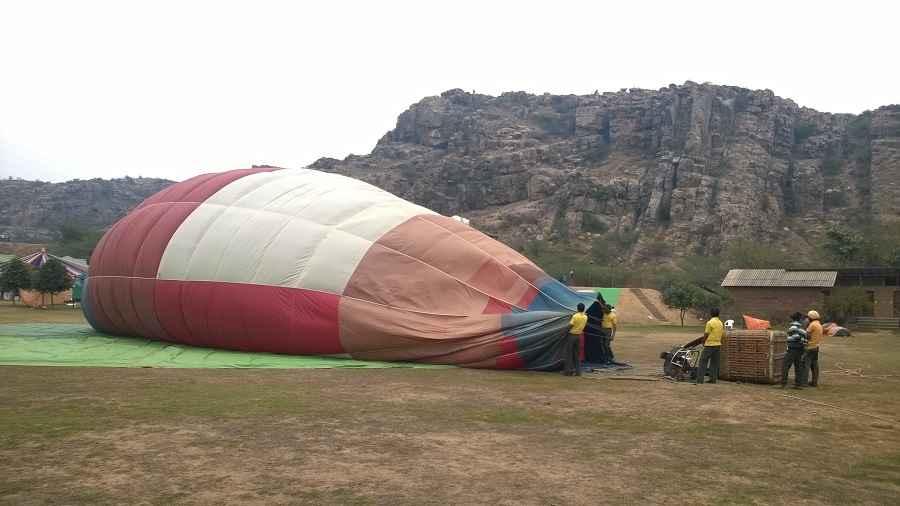Hot Ballon 502
