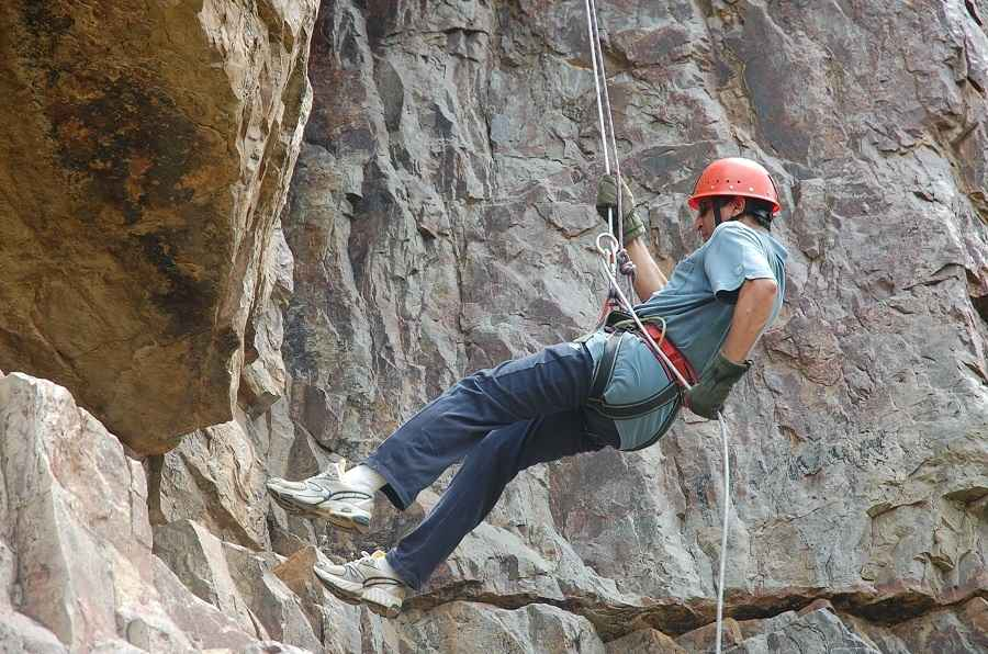 Rappelling 504