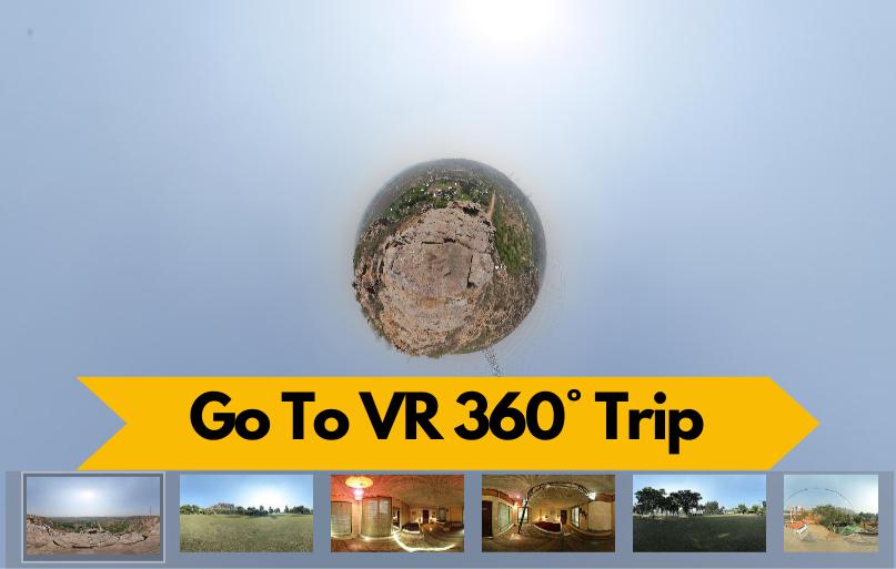 Camp Wild Virtual Reality Trip